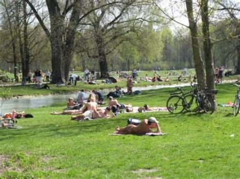 Munich creates six urban naked zones for nude sunbathing jpg 550x412